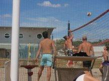 Beach play in Grosseto