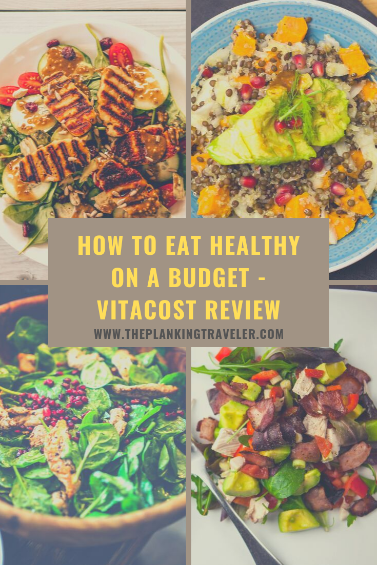 How to eat healthy on a budget - vitacost review