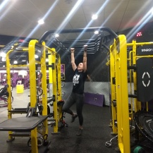 Monkey Bars in the PF 360 Room