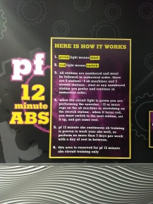 12 minute abs room - this one is killer!