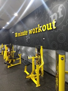 30 minute workout room - you won't get bored