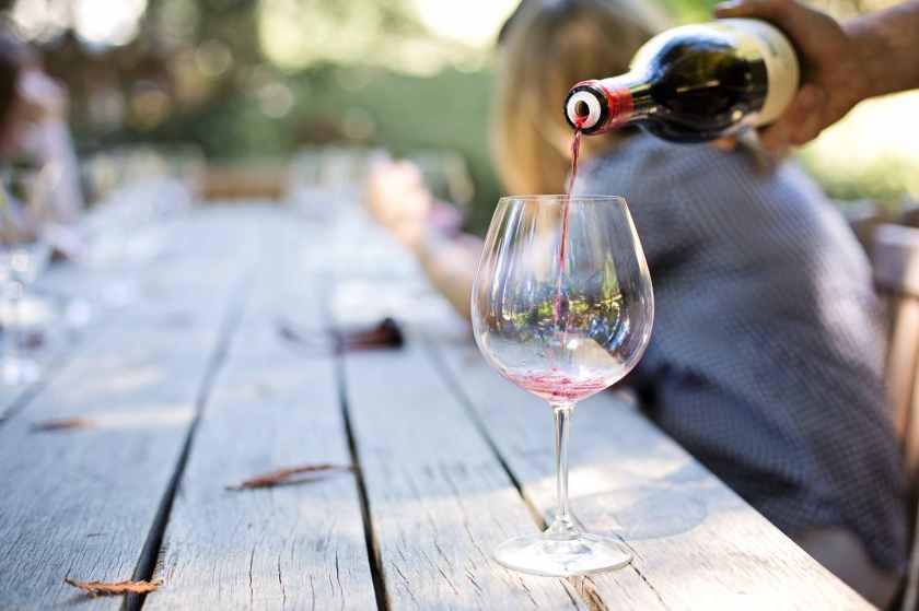 adult alcohol blur celebrate