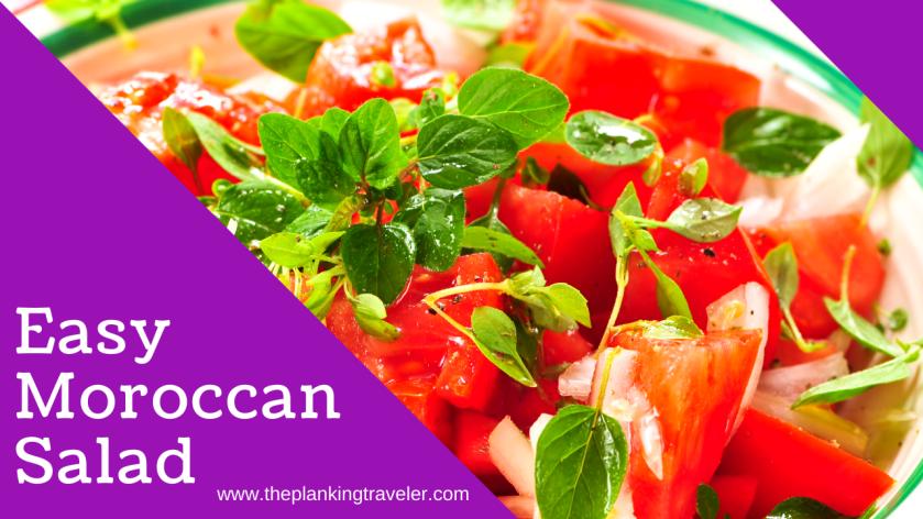 EasyMoroccan Salad