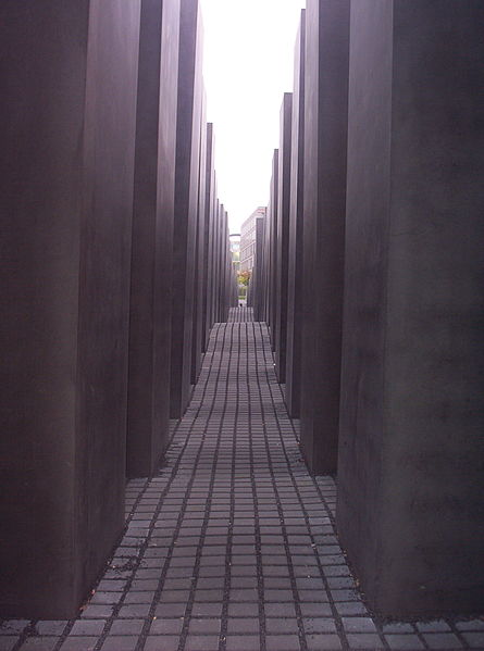 445px-Holocaust_memorial_Berlin