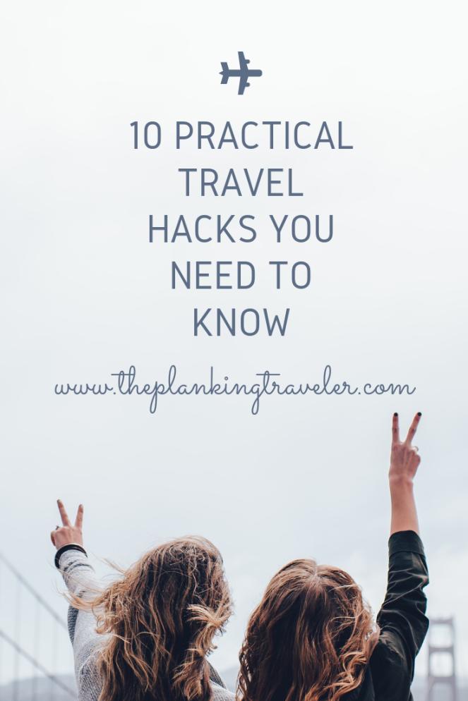 35 Genius travel hacks (2)