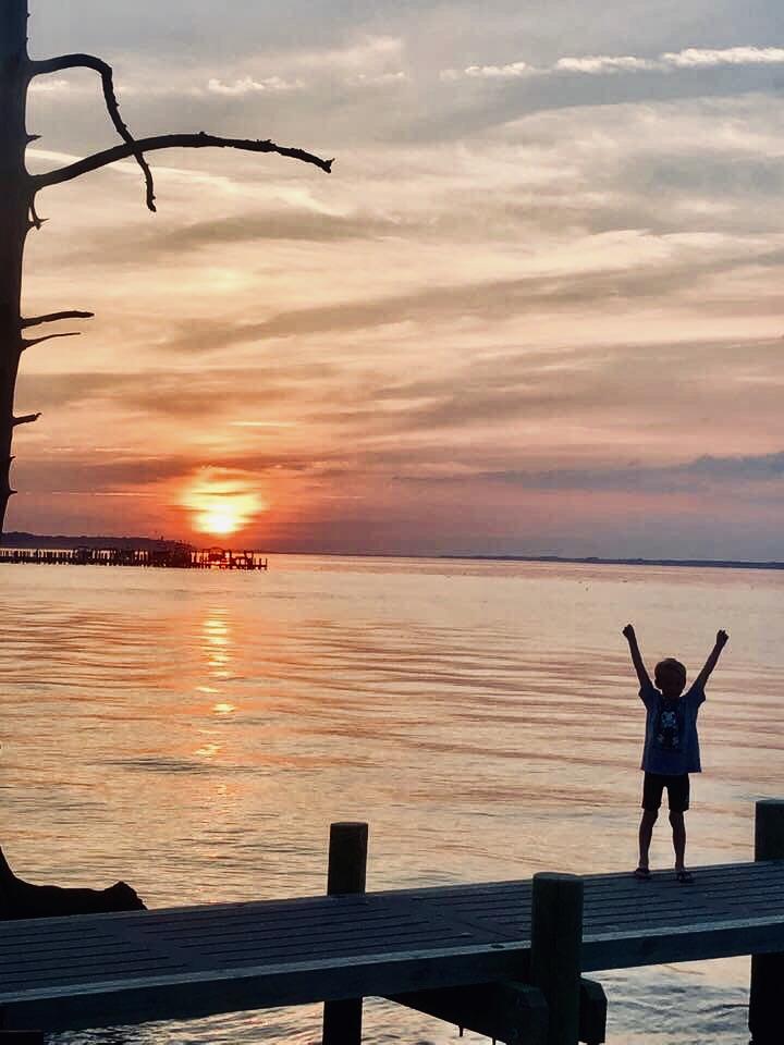 Pamlico River Sunset