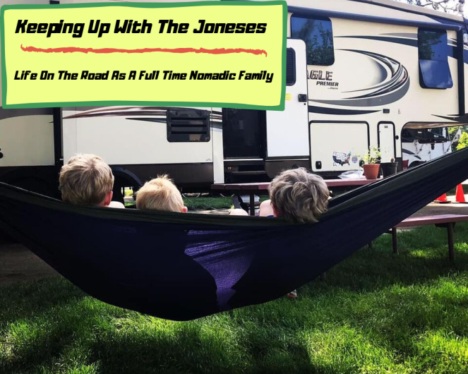 Interview With A Nomadic Family Full-Time US Travel In An RV (1)