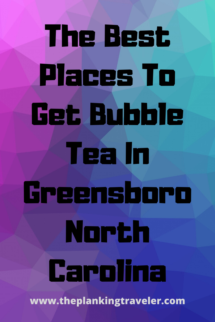 The Best places to get bubble tea in North Carolina's Triad (2)