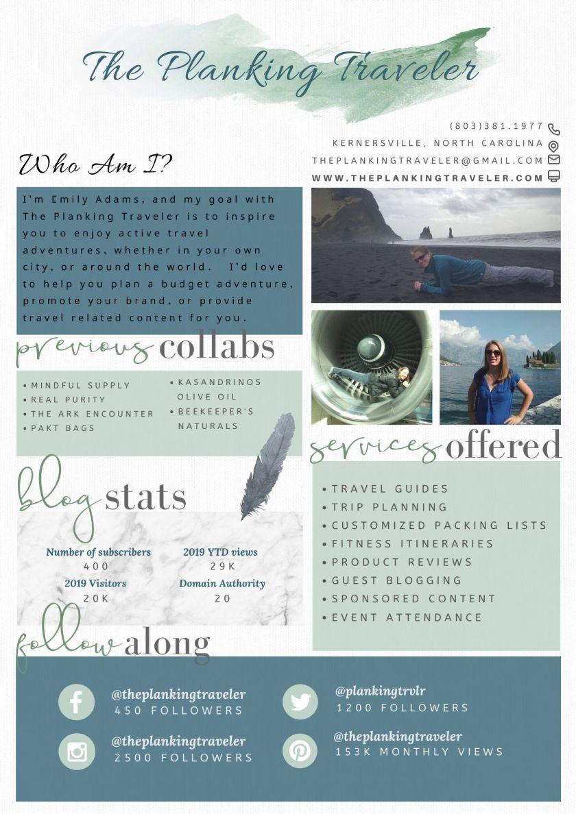 Emily Adams Media Kit